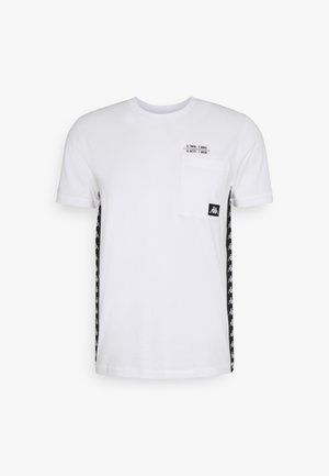HELAN - Camiseta estampada - bright white