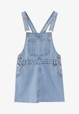 Denimové šaty - blue