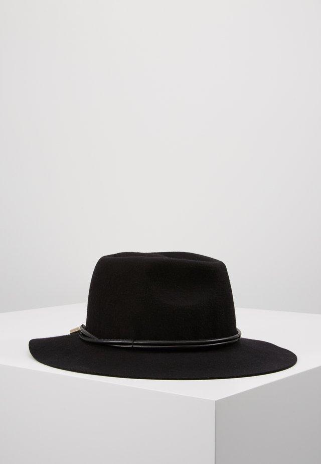 AUDINE HAT - Chapeau - black