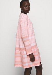 CECILIE copenhagen - DRESS LIGHT - Day dress - flush - 3