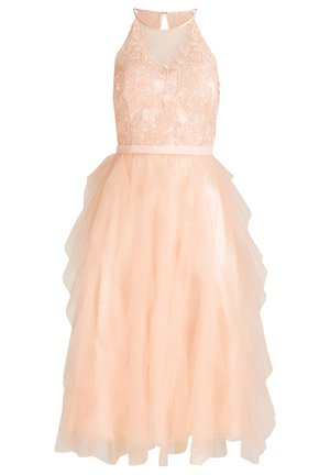 Cocktail dress / Party dress - pale rose