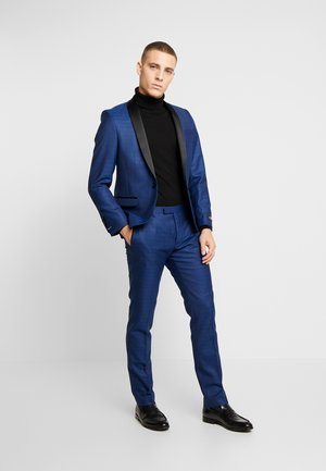 REGAN SUIT - Suit - blue