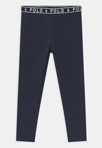 Polo Ralph Lauren - SOLID  - Leggings - Trousers - french navy - 0