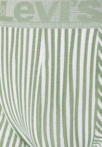 Levi's® - MEN VERTICAL STRIPE BRIEF 2 PACK - Pants - green - 4