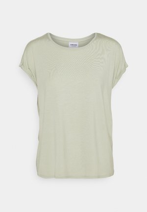 VMAVA PLAIN - T-shirts - desert sage
