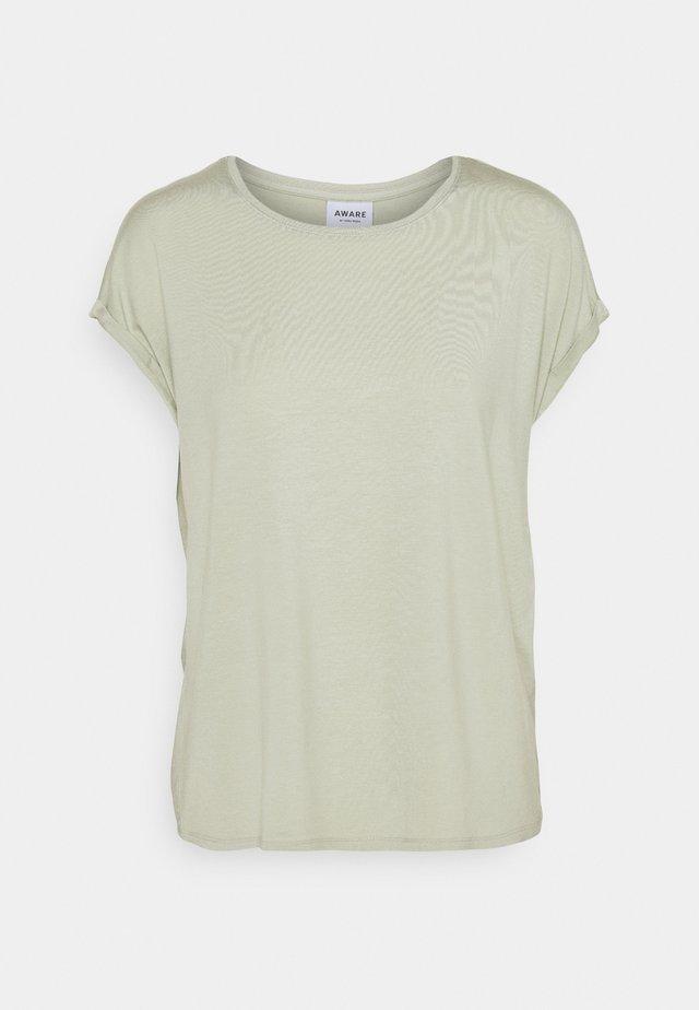 VMAVA PLAIN  - T-shirt basic - desert sage