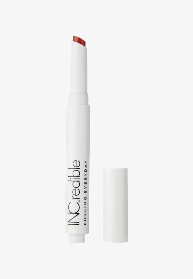 INC.REDIBLE PUSHING EVERYDAY SEMI MATTE LIP CLICK LIPSTICK - Lippenstift - 10049 out of office