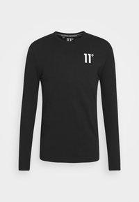 CORE - Camiseta de manga larga - black