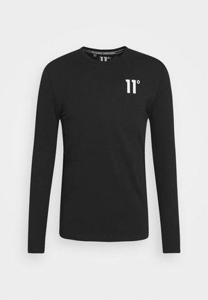 CORE - Long sleeved top - black