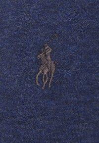Polo Ralph Lauren - LUXURY JERSEY BASEBALL JACKET - Kofta - spring navy heather - 2