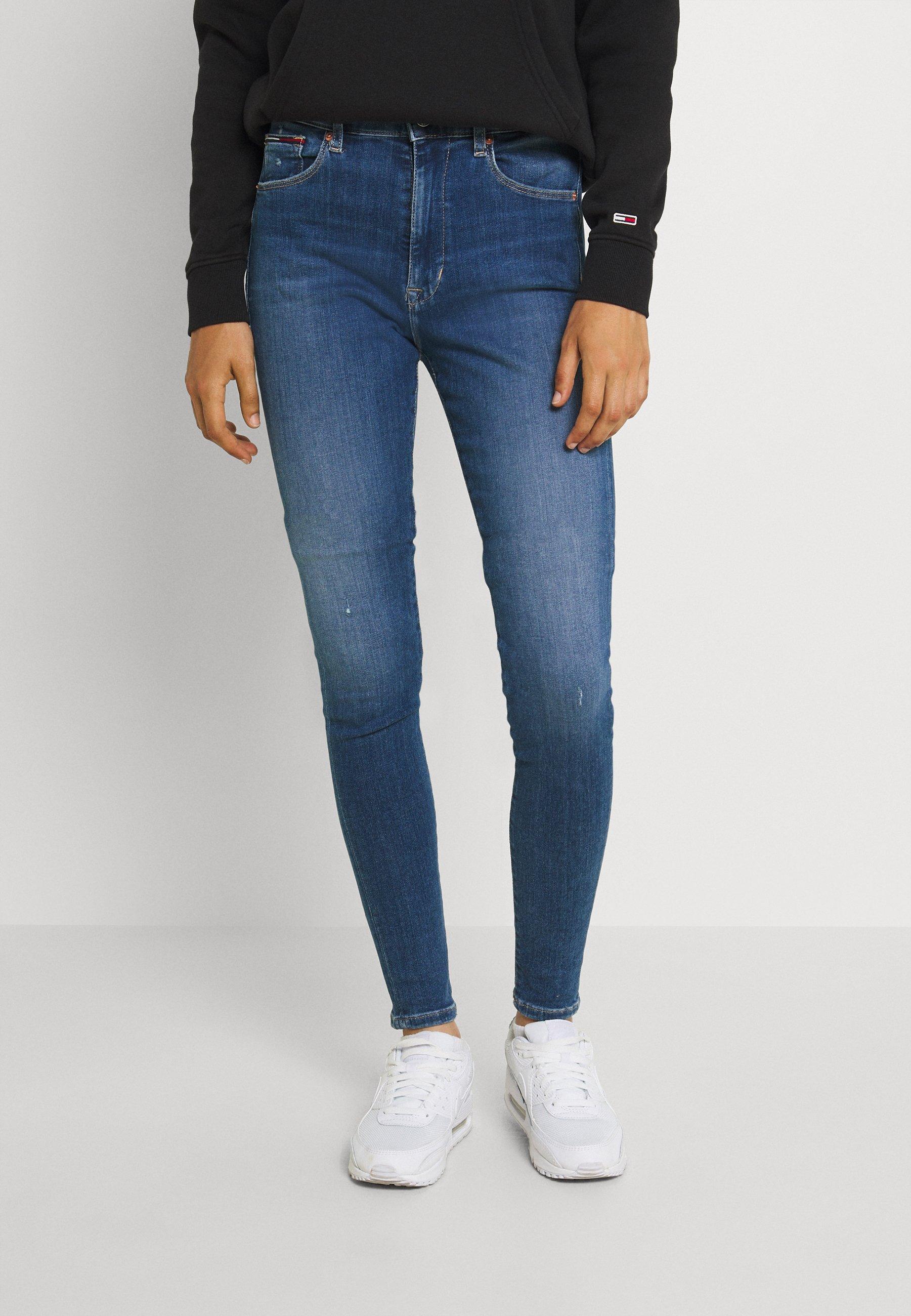 Damen SYLVIA  SKINNY  - Jeans Skinny Fit