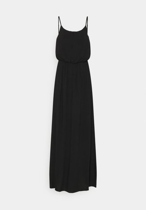 ONLNOVA LIFE STRAP DRESS - Maxi dress - black