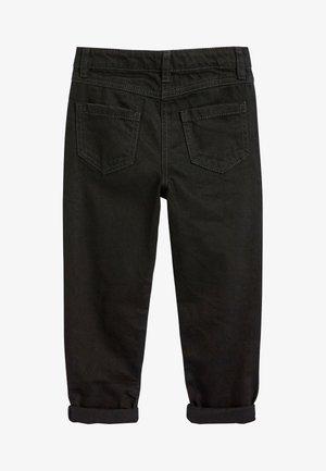 BLACK MOM JEANS (3-16YRS) - Jeans Straight Leg - black