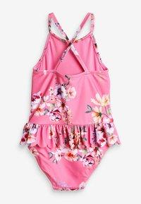 Next - Swimsuit - pink - 1