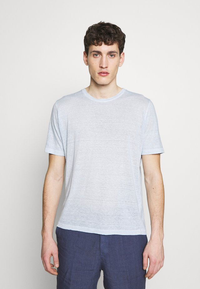 T-shirt basic - pacific blue soft fade