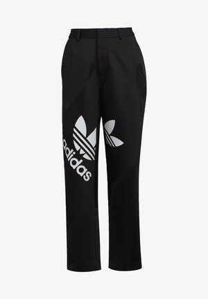 SUIT PANT - Trousers - black