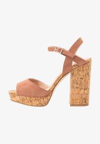 Madden Girl - CARRY - High heeled sandals - caramel - 1