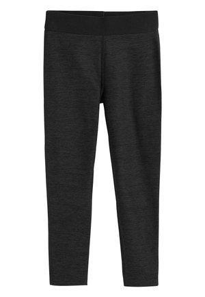 BLACK SPORTS LEGGINGS (3-16YRS) - Leggings - Trousers - black