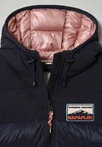 Napapijri - ATERBLU  - Winter jacket - blu marine - 2