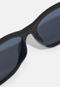 Salvatore Ferragamo - Sunglasses - matte black - 4