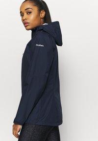 Salewa - AQUA - Hardshell jacket - navy blazer - 4