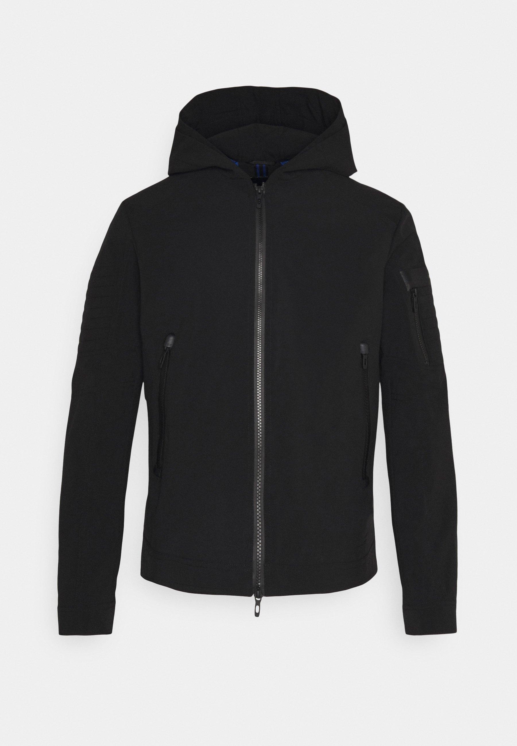 Men COAT COMPOUND TECHNO - Summer jacket