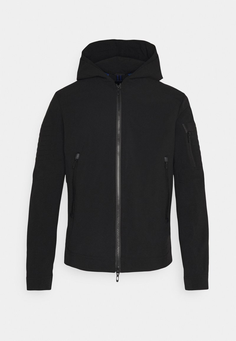Antony Morato - COAT COMPOUND TECHNO - Summer jacket - nero