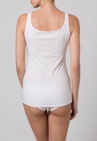 Schiesser - Hemd - weiß - 2