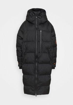 PUFFER - Abrigo de invierno - black