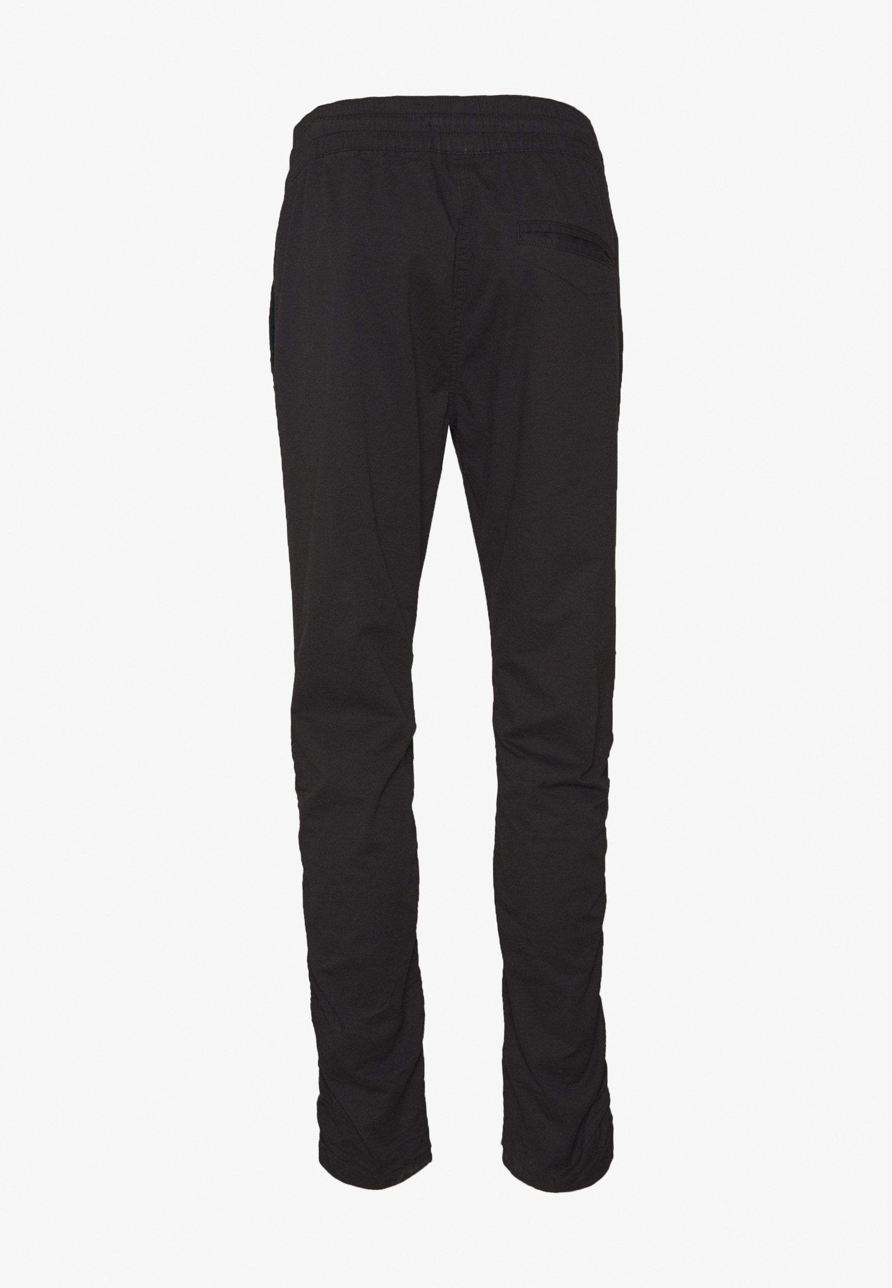 Blood Brother RUCHED LEG TROUSERS - Bukse - black