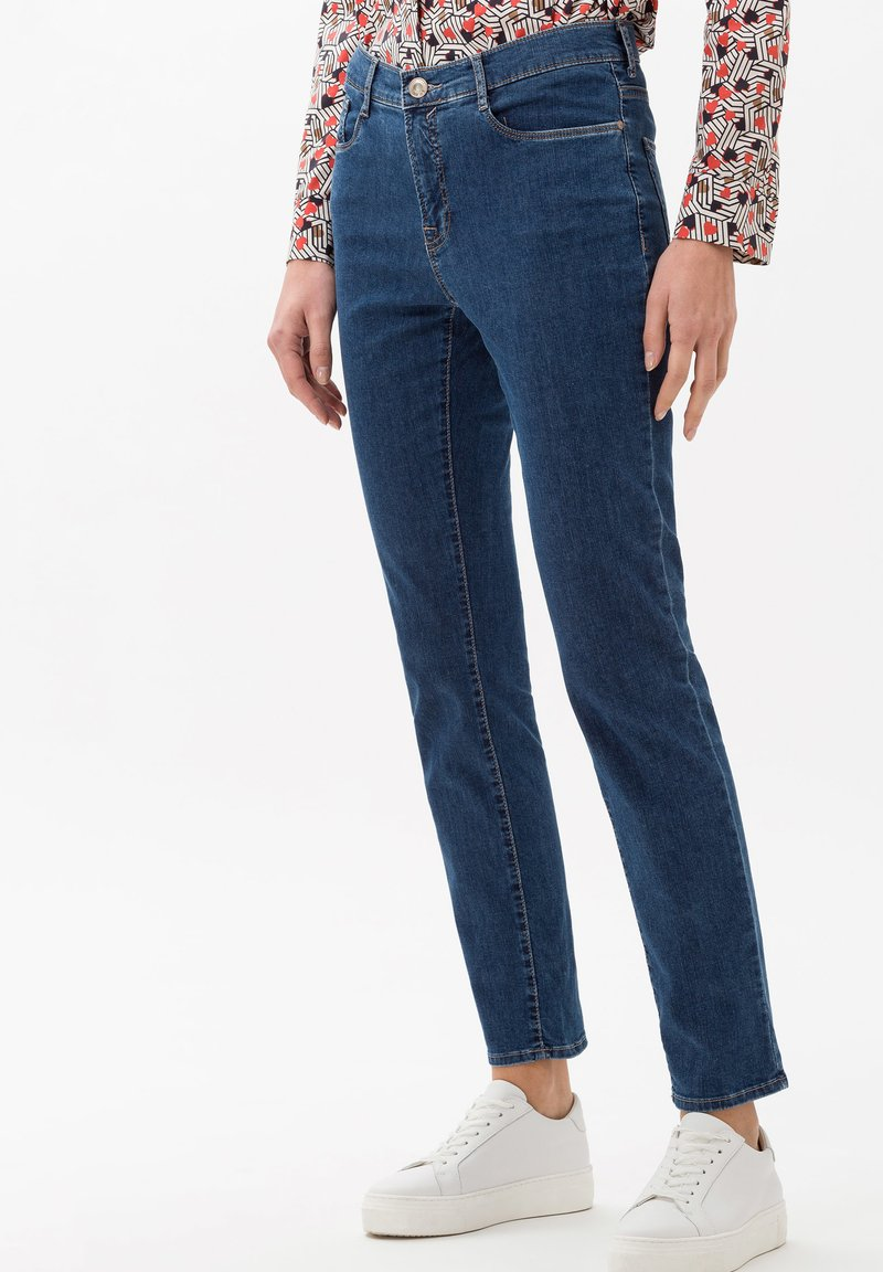 BRAX - STYLE MARY - Slim fit jeans - clean regular blue