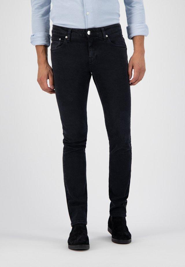 Slim fit jeans - stone black