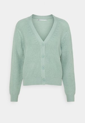 ONLSOOKIE MELTON LIFE - Cardigan - ether