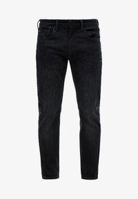 s.Oliver - Straight leg jeans - grey - 5