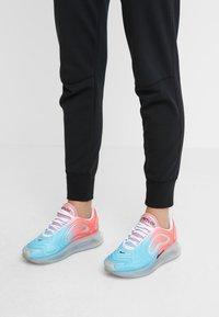 Nike Sportswear - AIR MAX  - Sneakers laag - lava glow/black/blue fury - 0