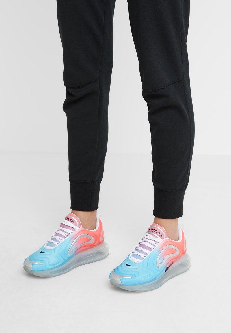 Nike Sportswear - AIR MAX  - Sneakers laag - lava glow/black/blue fury