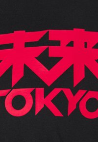 ASICS - FUTURE TOKYO TEE - T-shirt con stampa - performance black - 6