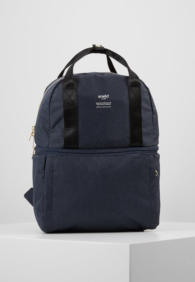 CHUBBY BACKPACK - Tagesrucksack - navy