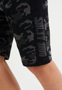 WE Fashion - SALTY DOG - Shorts - grey - 2