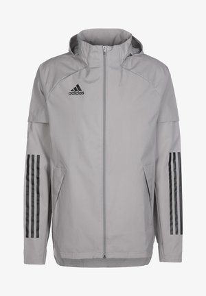 CONDIVO - Training jacket - team mid grey/black