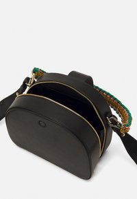 Paul Smith - BAG CASE XBODY EVE - Taška s příčným popruhem - black - 2