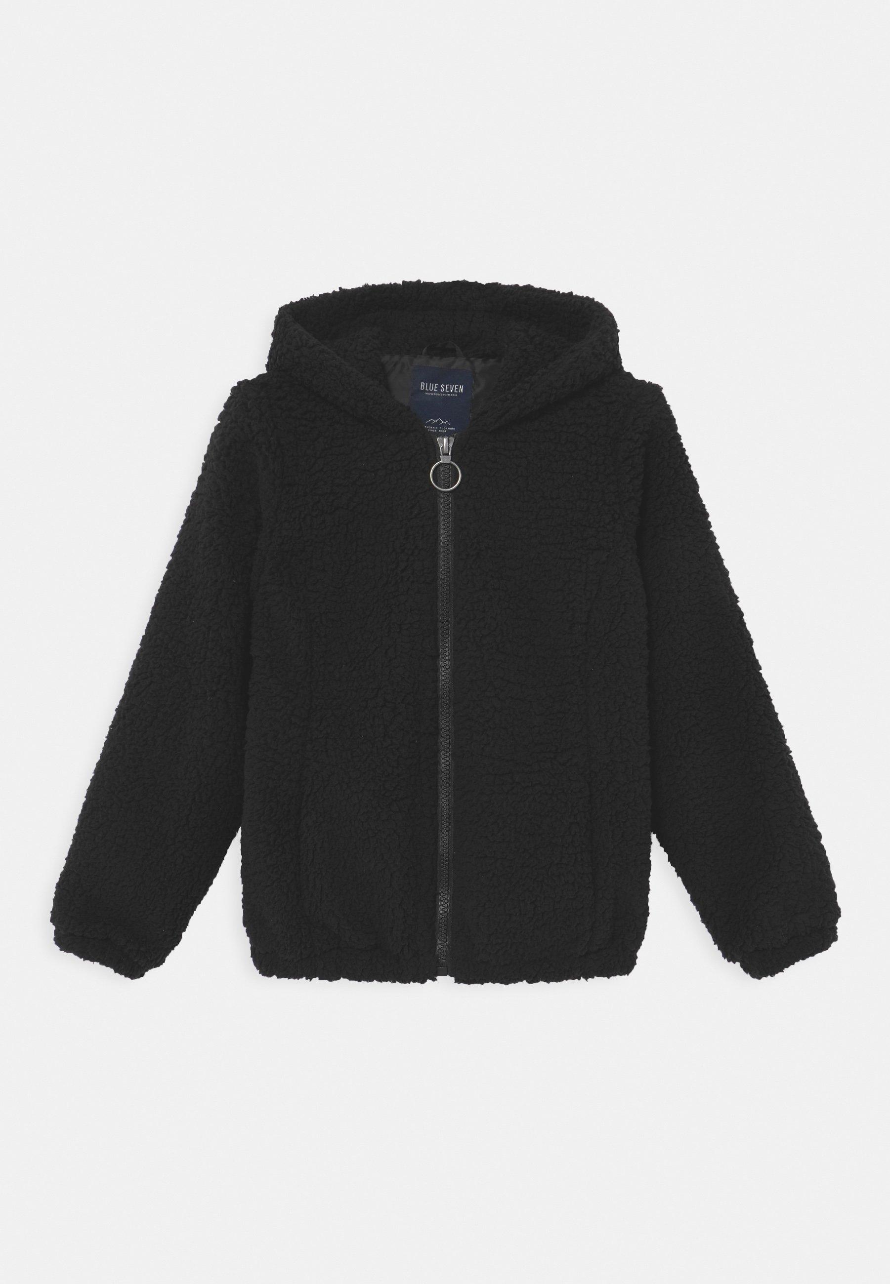 Kids GIRLS WOVEN - Winter jacket - schwarz