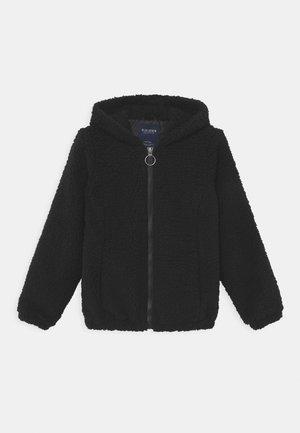 GIRLS WOVEN - Winter jacket - schwarz