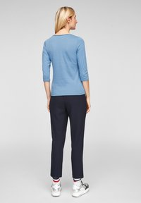 s.Oliver - Long sleeved top - light blue - 2