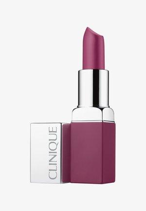 POP MATTE LIP COLOUR + PRIMER - Lipstick - 07 pow pop