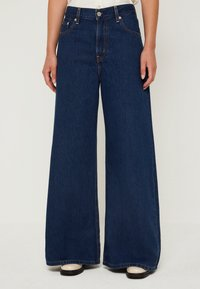 Levi's® - LOOSE ULTRA WIDE LEG - Jean flare - at the ready loose - 0