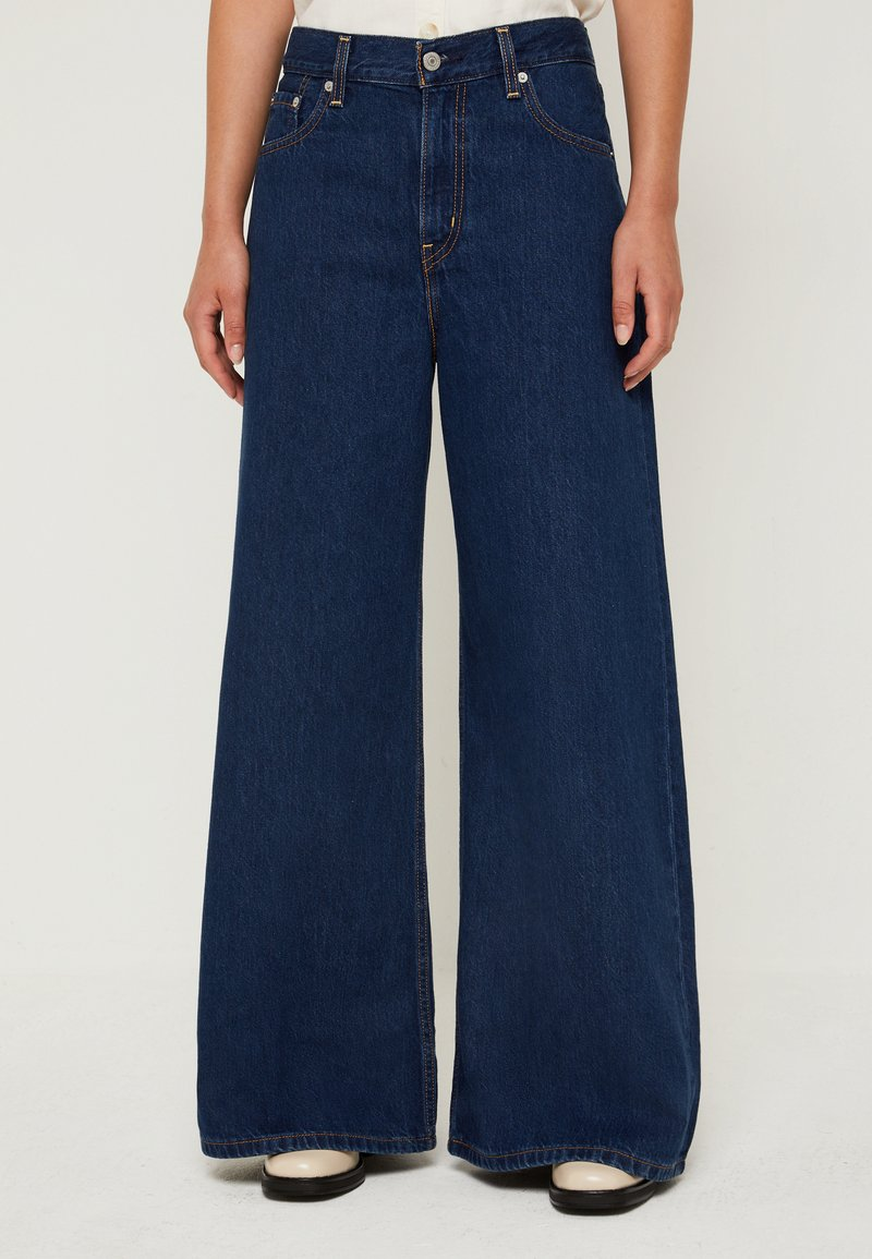 Levi's® - LOOSE ULTRA WIDE LEG - Jean flare - at the ready loose