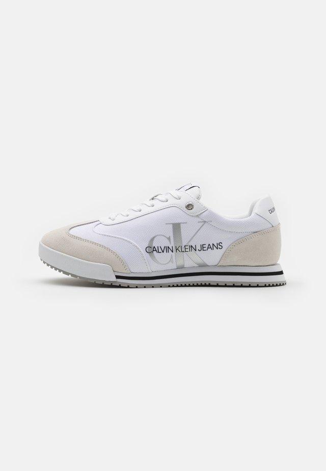 PROFILE LACEUP  - Sneakers basse - bright white
