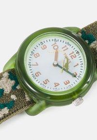 Timex - KIDZ CAMOUFLAGE UNISEX - Hodinky - green - 4