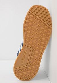 adidas Originals - X_PLR - Sneakersy niskie - tech indigo/footwear wihte - 4